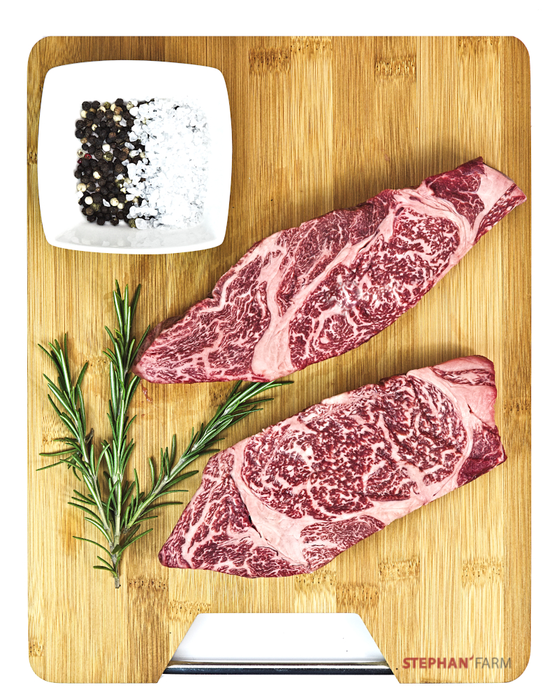 Chuck Steak im Rohzustand