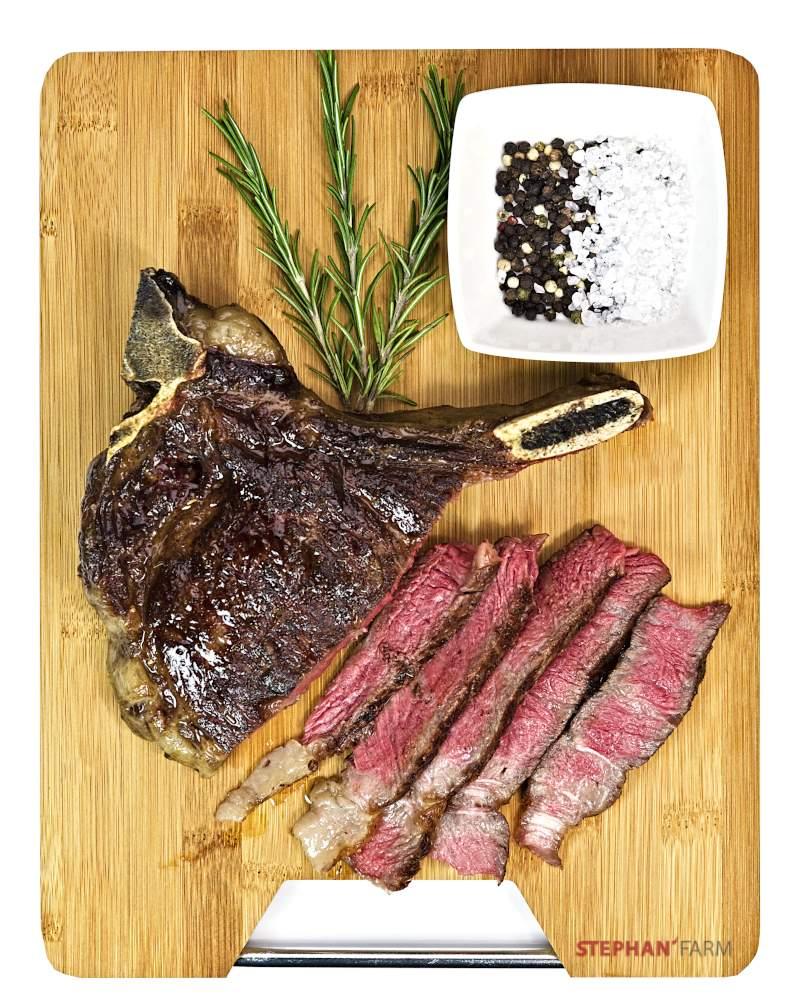 Club Steak gebraten